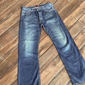 Vintage LEVIS 758 denim jeans